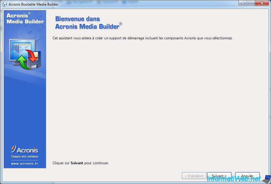 acronis universal restore media builder download