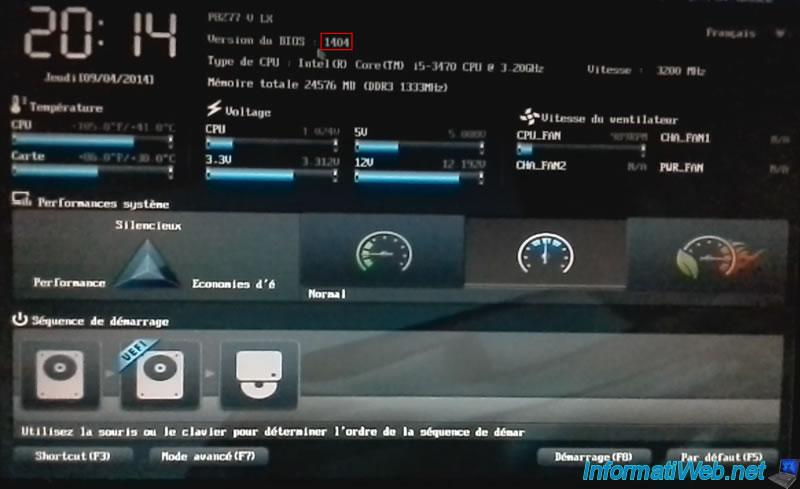 Биос платы gigabyte k8nxp-9 основан на версии award bios phoenix