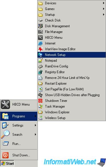 Hiren Boot CD - Mini Windows Xp - Page 2 - Articles