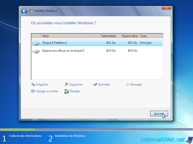 how to format hard drive windows xp without cd