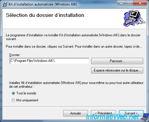 windows pe - cr u00e9er une image windows pe 3 0  ou 3 1  - windows