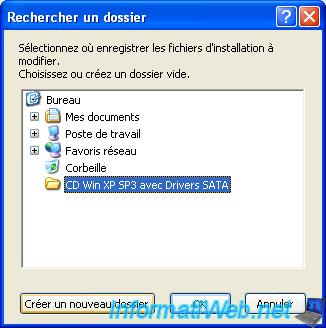 disque d'installation hp xp