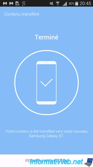 Samsung Smart Switch Mobile - Quickly transfer your