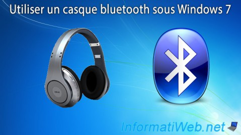Utiliser un casque bluetooth sous Windows 7