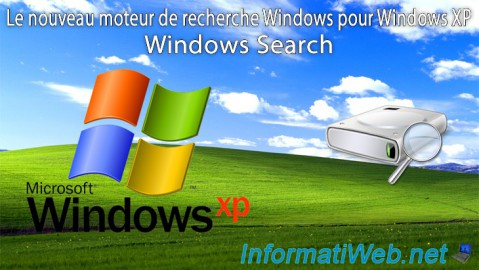 Windows XP - Windows Search - Moteur de recherche