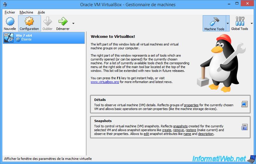 VirtualBox - Enable the aero of Windows 7 - Virtualization