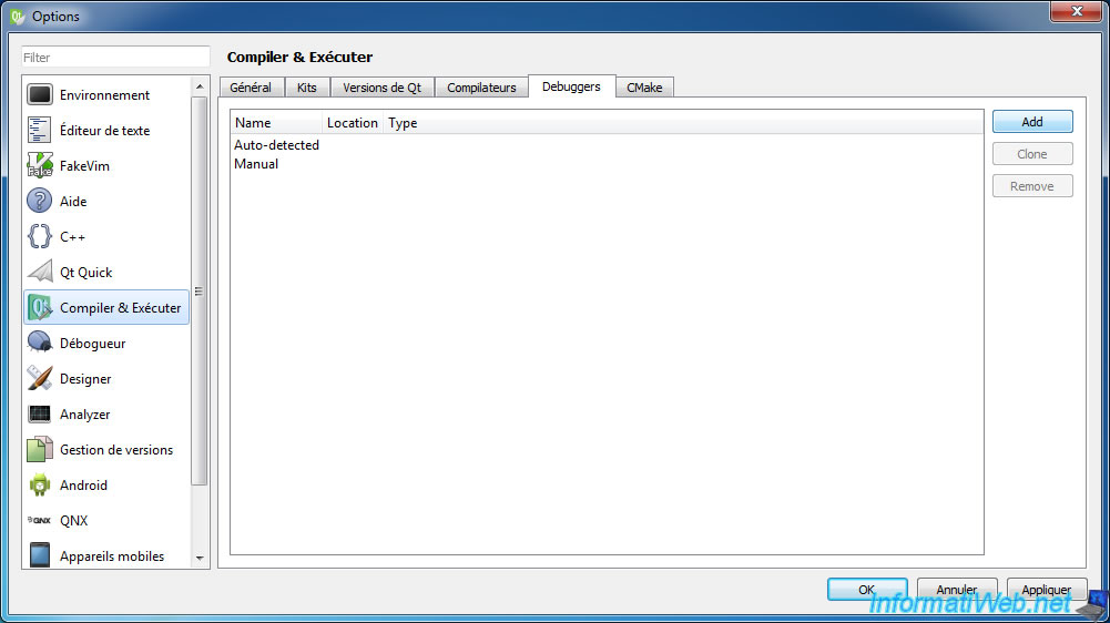 Install and configure Qt Creator to develop with QT4 - Page 2 - QT